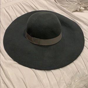 D&Y Wide brim floppy felt hat